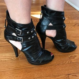G by Guess Studded Booties/Heels